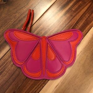 RARE Vintage Kate Spade Butterfly Coin Purse